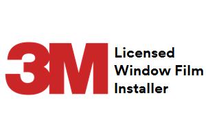 Licensed Window Film Installer Logo